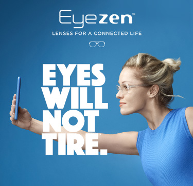 Eyezen Digital Lenses